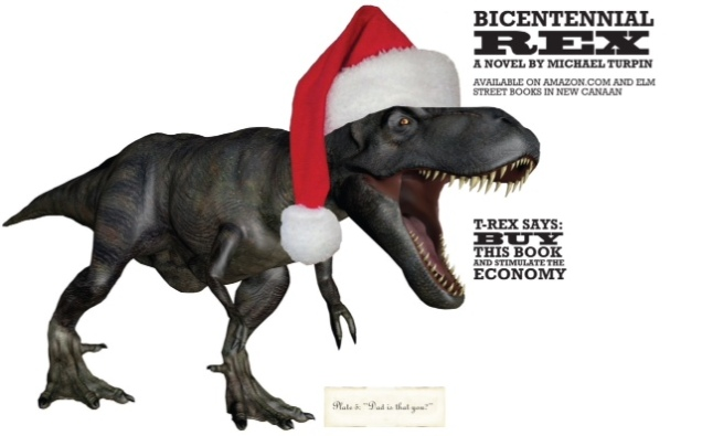 Buy a T-Rex Book for Someone You Love….